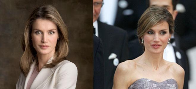El cambio de imagen de la princesa Letizia