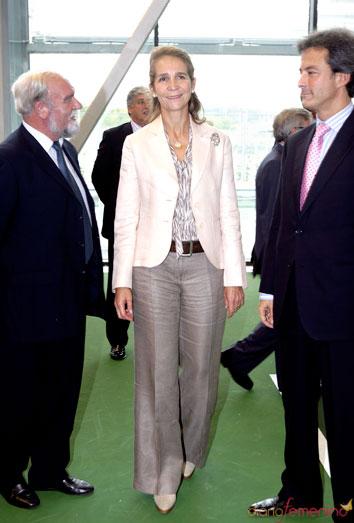 La Infanta Elena y su jefe Fernando Garrido: ¿relación sentimental o de amistad?