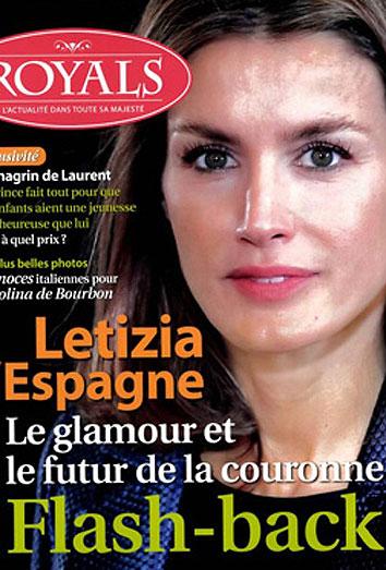 Letizia, la princesa perfecta: la prensa belga sólo ve virtudes en la futura reina