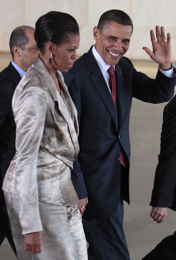 Matrimonio Perfecto : El matrimonio perfecto de los obama una farsa michelle