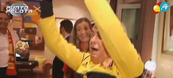 el vídeo por el que el embajador de españa en polonia fue destuido tras la final
