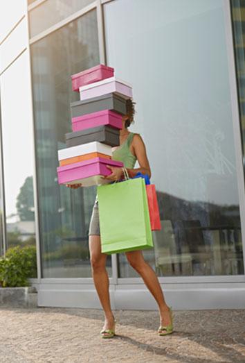 Cómo vencer la tentación del consumismo para comprar con cabeza