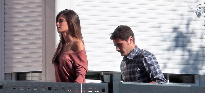 Iker Casillas y Sara Carbonero se esconden en la mansión de Alejandro Sanz