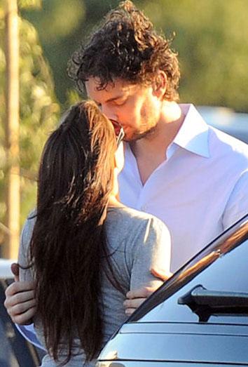 Pau Gasol y su novia Silvia Lopez. las novias de la seleccion española de baloncesto