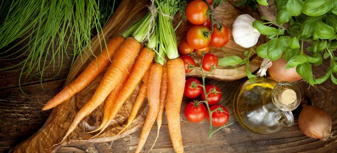 Furor por la comida ecológica