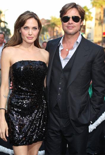 La boda de Brad Pitt y Angelina Jolie corre peligro