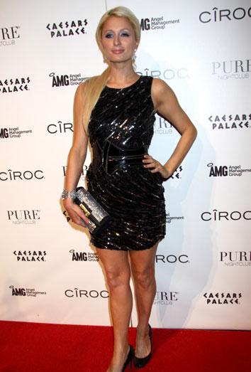 El nuevo novio de Paris Hilton