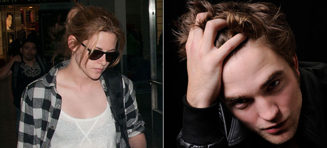 Kristen Stewart, despedida por infiel, y Robert Pattinson, pillado borracho