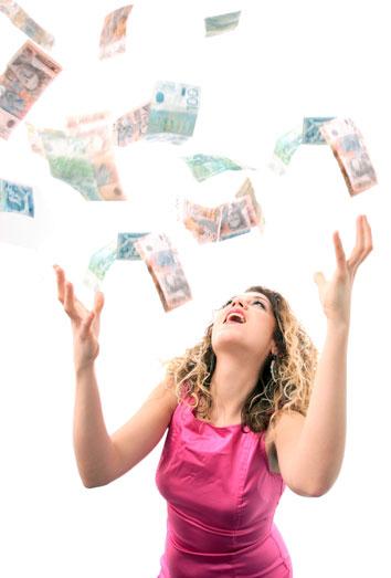 Los secretos del éxito de la lotería en tiempos de crisis