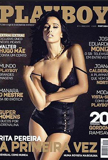 Rita Pereira enturbia la relación de Irina Shayk y Cristiano Ronaldo