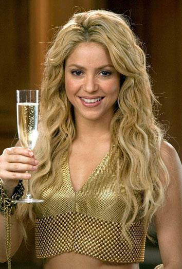 El embarazo de Shakira llega a las casas de apuestas. como será el bebe