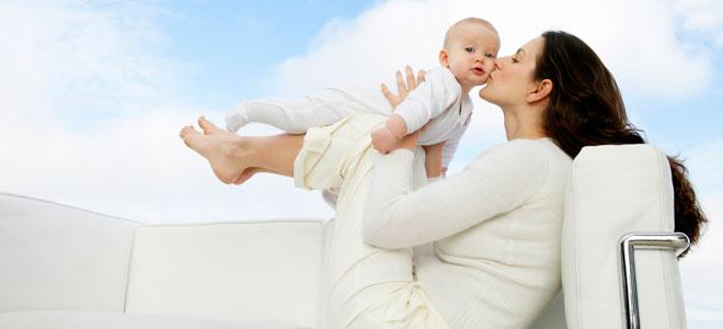 Consejos para adaptarte sin estres a la maternidad