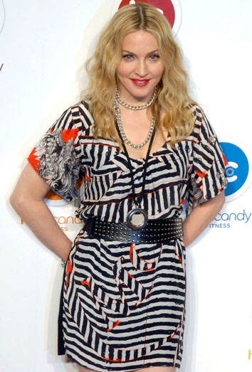 La moda del diastema o la separación de dientes. Madonna