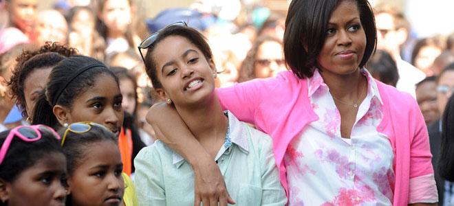 El éxito de Michelle Obama