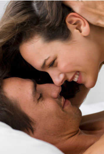 Gestos y actitudes irresistibles para los hombres. sonrisa bonita