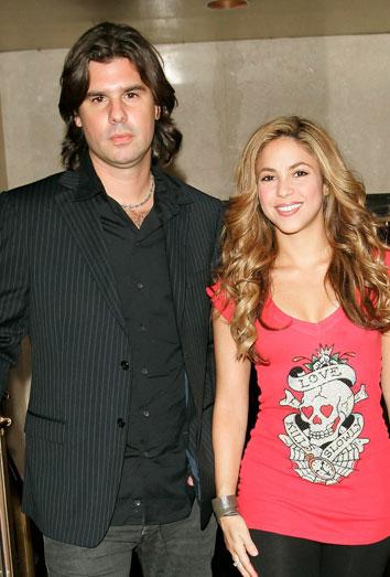 Shakira, demanda por su exnovio Antonio de la Rua