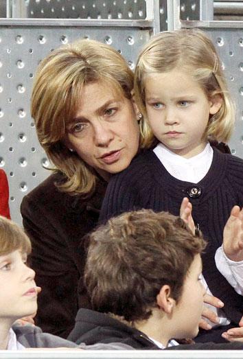 La Infanta Cristina amenaza a la prensa. La carta de la Casa Real a los medios