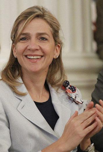Por qué la Infanta Cristina no está imputada y la esposa de Diego Torres sí