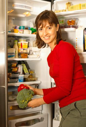 Organízate y evita tirar comida