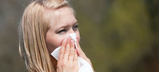 Sangrado nasal: causas y remedios
