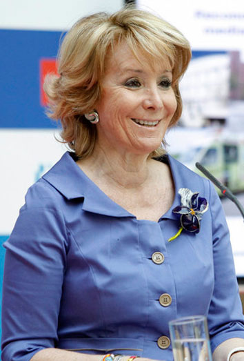 Los motivos de la dimisión de Esperanza Aguirre