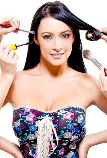 cosmética y productos de belleza