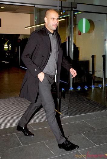 Guardiola. su nueva y lujosa en Nueva York