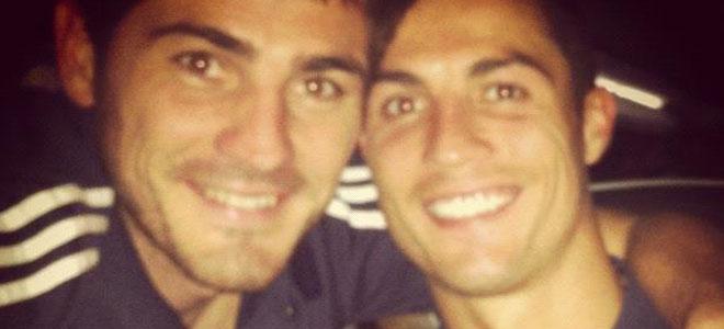 Sara Carbonero e Irina Shayk se odian, mientras Iker y Cristiano 'son amigos'
