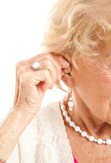 Sordera y defectos de audición