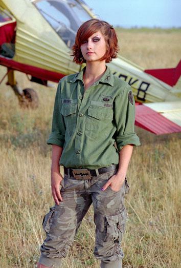 Look militar: cómo llevar la última tendencia