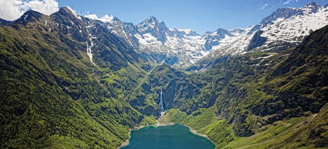 Turismo y relax en Midi-Pyrenees, el paraiso del agua termal. Luchon