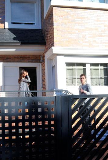 Sara Carbonero e Iker Casillas, nuevos vecinos de Cristiano Ronaldo, Mourinho...