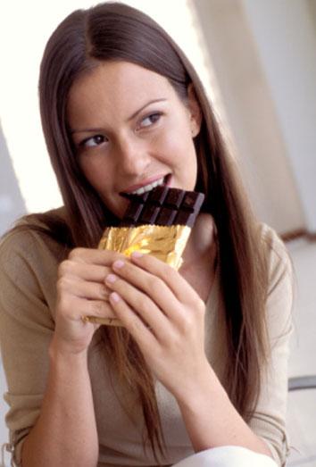 El chocolate estimula la inteligencia