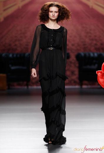 el negro, más de moda que nunca. looks para esta temporada