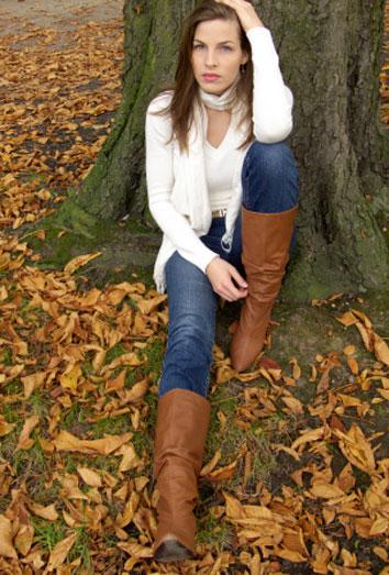 Moda calzado de otoño