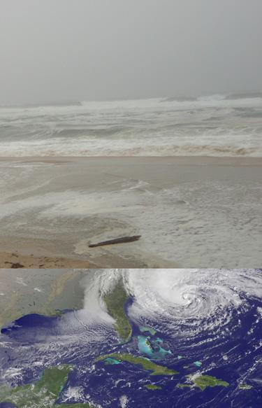 Huracán Sandy, profecía maya del fin del mundo 2012