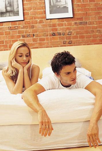 Las rupturas de las parejas
