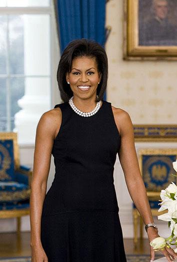 Michelle Obama, la verdadera Presidente de Estados Unidos