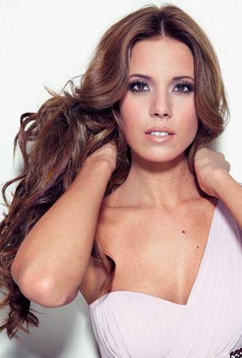 Miss España 2012, Andrea Huisgen