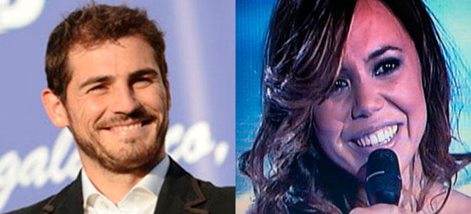 Iker Casillas y Sharay Abellan, una relación pasada