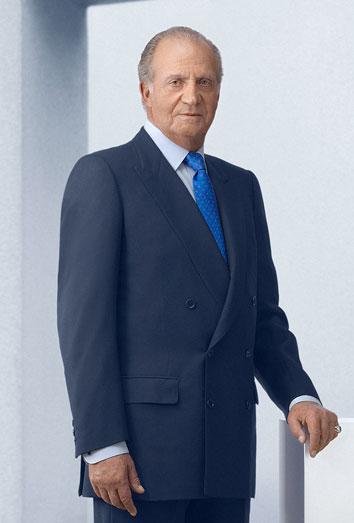 El Rey Juan Carlos, dado muerto por un hacker de el país