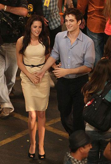 La boda de Kristen y Robert Pattinson