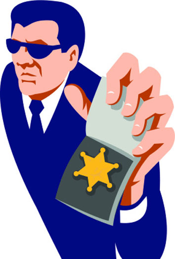 Cuidado con lo que tuiteas, policía, twitter