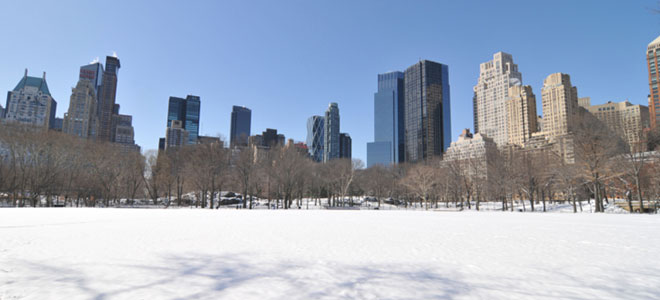 Nueva York, destino para viajar en Navidad