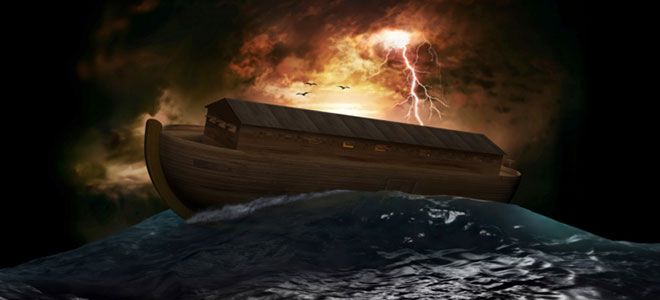 Un Arca para sobrevivir al Apocalipsis