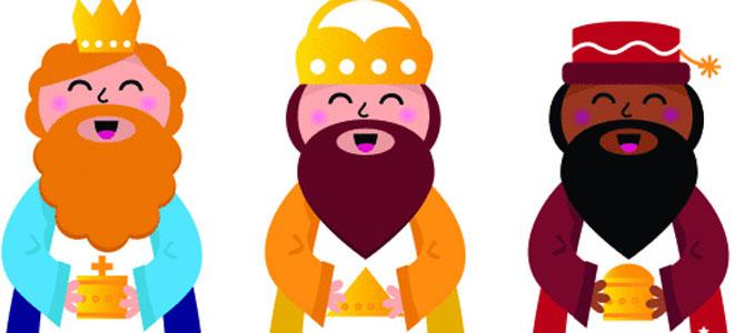 Según el Papa, los reyes magos eran andaluces