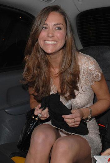 Kate Middleton, embarazada e ingresada por hiperémesis gravídica