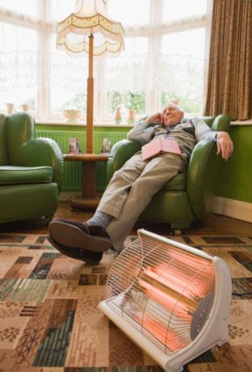 Trampas para abuelos. Los principales peligros en casa