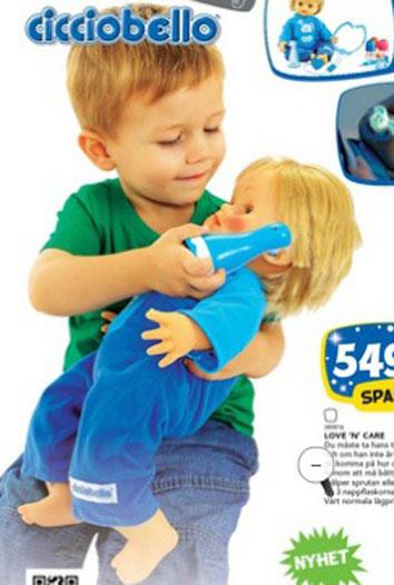 juguetes para niños y para niñas