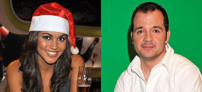 Ángel Martín y Lara Álvarez, juntos: la ex novia de Sergio Ramos le encuentra sustituto